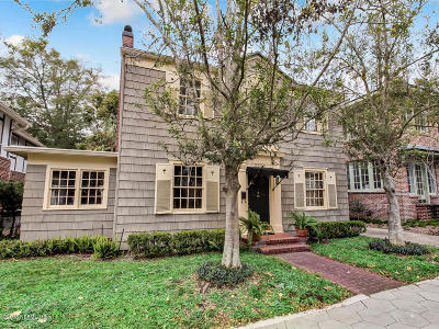 Single Family Home For Sale: 3685 Hedrick St
