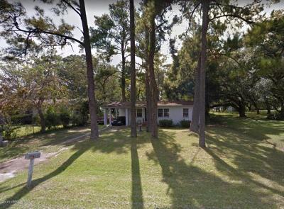 Jacksonville FL Single Family Home For Sale: $74,900