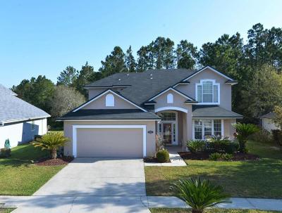 Jacksonville Single Family Home For Sale: 8687 Canopy Oaks Dr