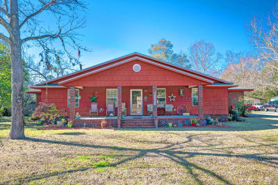 Duval County Single Family Home For Sale: 13522 Dunn Creek Rd