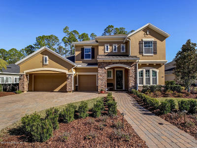 Ponte Vedra Beach Single Family Home For Sale: 575 Eagle Rock Dr