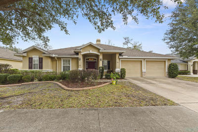 Jacksonville Single Family Home For Sale: 79 Lake Run Blvd