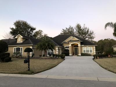 St. Johns County Single Family Home For Sale: 1004 W Dorchester Dr
