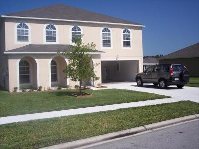 Jacksonville Single Family Home For Sale: 11952 Iron Creek Rd