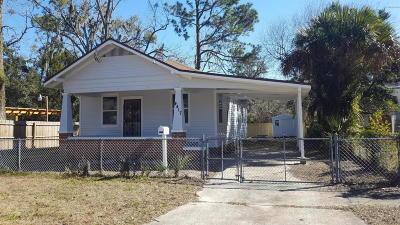 Jacksonville Single Family Home For Sale: 4417 Notter Ave