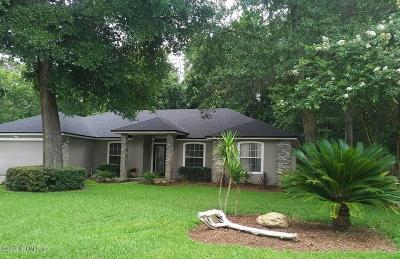 Jacksonville Single Family Home For Sale: 1037 Arcaro Ct W