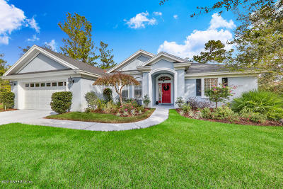 St Augustine Single Family Home For Sale: 712 Needle Grass Dr