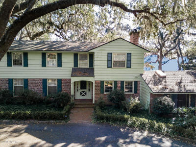 Orange Park Single Family Home For Sale: 2723 Holly Point Rd E