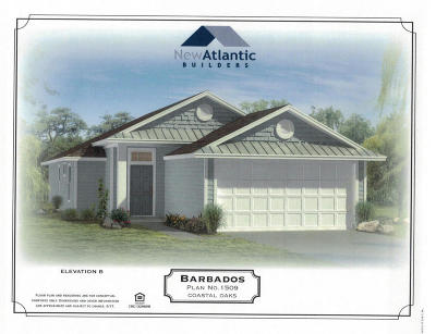 Atlantic Beach Single Family Home Contingent Take Backup: 2295 Sandy Bay Ln