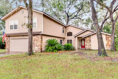 Neptune Beach Single Family Home For Sale: 1159 Kings Rd