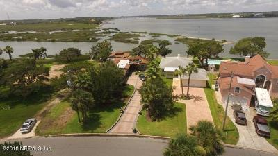 St Augustine FL Single Family Home For Sale: $245,000