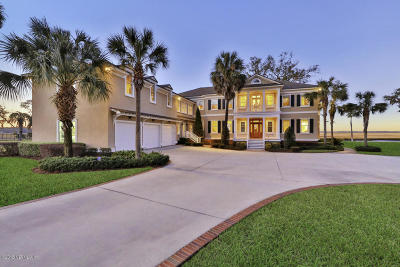 Jacksonville Single Family Home For Sale: 3013 Sunset Landing Dr