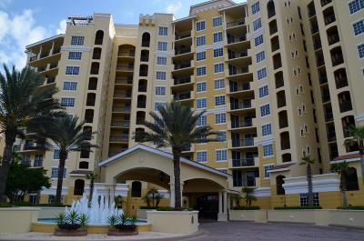 Palm Coast Condo For Sale: 19 Avenue De La Mer #506