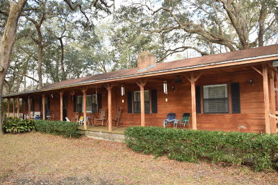 Middleburg Single Family Home For Sale: 1689 Hereford Rd