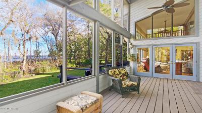 Jacksonville Single Family Home For Sale: 11564 Hidden Harbor Way