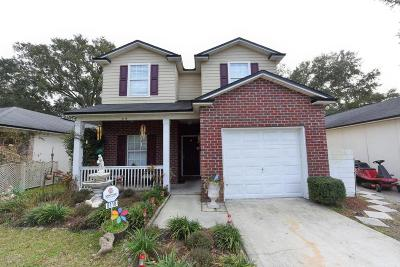 Single Family Home For Sale: 8118 Oden Ave