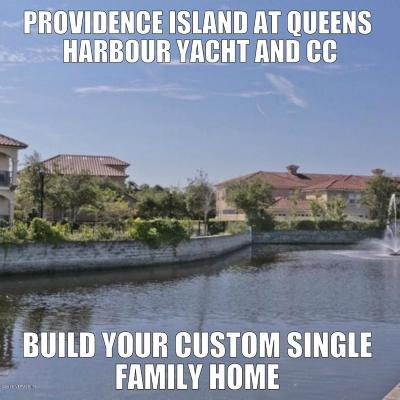 Queens Harbour, Queens Harbour Cc Residential Lots & Land For Sale: 749 Providence Island Ct