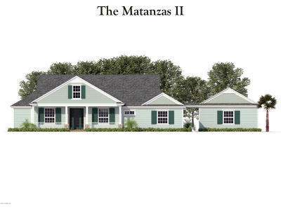 Nassau County Single Family Home For Sale: 29179 Grandview Manor