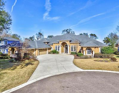 Jacksonville Single Family Home For Sale: 3101 Sunset Landing Dr