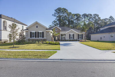 Ponte Vedra Beach Single Family Home For Sale: 216 Eagle Rock Dr