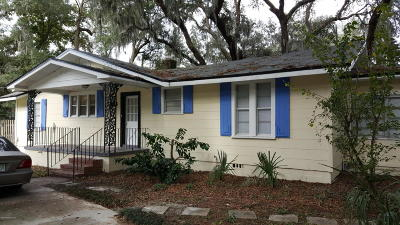 Arlington Single Family Home For Sale: 5303 Burdette Rd