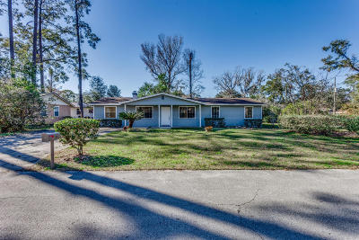 Single Family Home For Sale: 1312 Pullen Rd