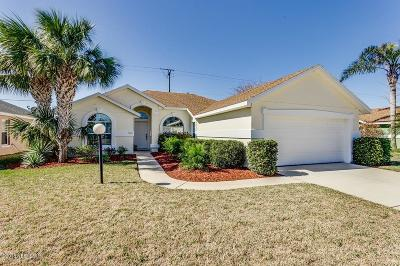 St. Johns County Single Family Home For Sale: 1012 Windward Way