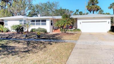 Davis Shores Single Family Home For Sale: 6 Oglethorpe Blvd
