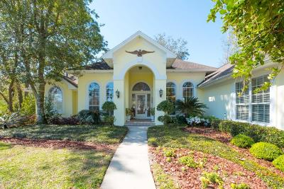 Jax Golf & Cc Single Family Home For Sale: 13052 Huntley Manor Dr