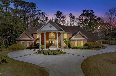 Jacksonville Single Family Home For Sale: 8115 Mar Del Plata St E