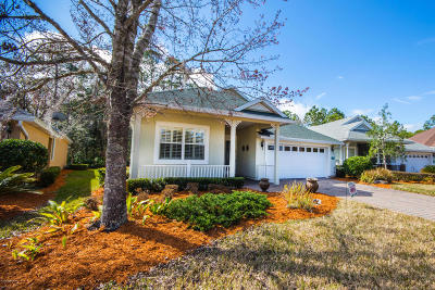 Jacksonville, St Augustine Single Family Home For Sale: 525 Olympic Cir