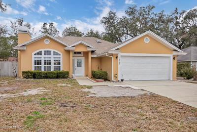 Jacksonville FL Single Family Home For Sale: $229,000