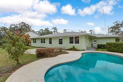 Duval County Single Family Home For Sale: 5123 Ortega Blvd
