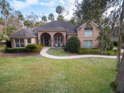 Plantation Oaks Single Family Home For Sale: 440 Clearwater Dr