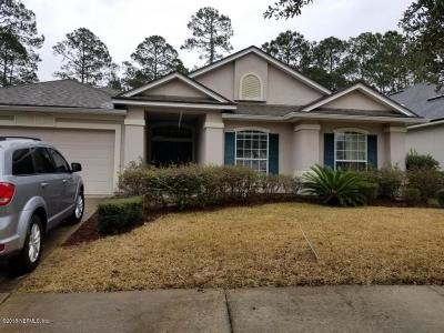 Bartram Springs Single Family Home For Sale: 6516 Ginnie Springs Rd