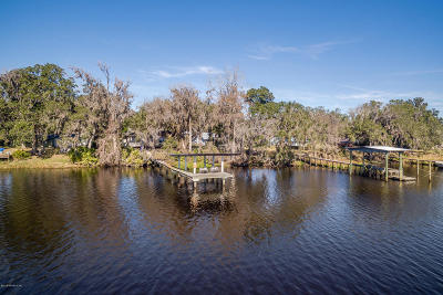 Palatka FL Single Family Home For Sale: $600,000
