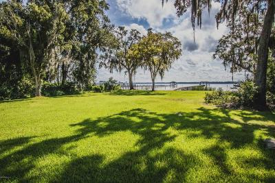 Clay County Single Family Home For Sale: 6151 W Shores Rd