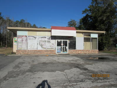 Commercial For Sale: 2562 Blanding Blvd