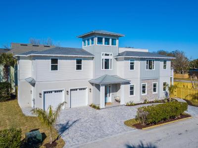 Atlantic Beach, Jacksonville Beach, Neptune Beach Single Family Home For Sale: 211 35th Ave S