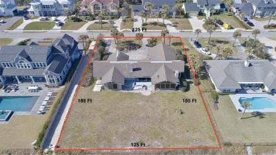 Single Family Home For Sale: 721 Ponte Vedra Blvd