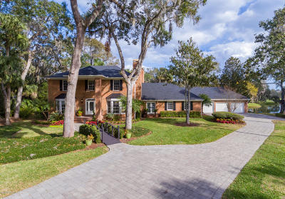 Ponte Vedra Beach Single Family Home For Sale: 6260 Highlands Ct