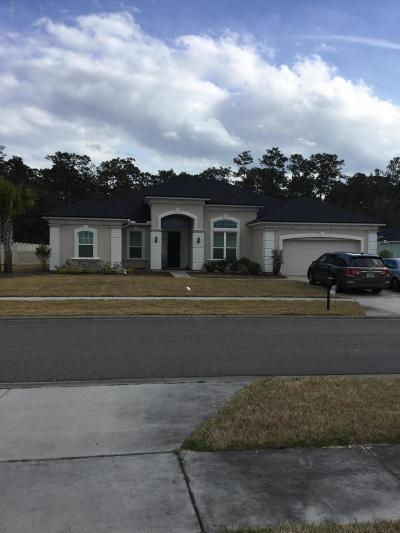 St Augustine Single Family Home For Sale: 409 Maribella Ct
