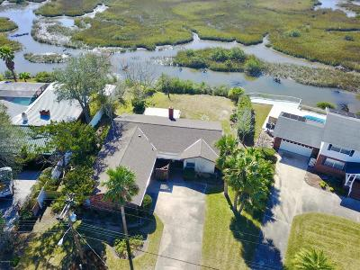 St Augustine Single Family Home For Sale: 235 Coquina Ave