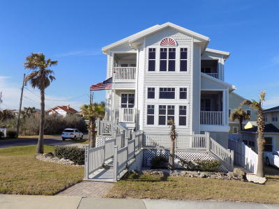 Single Family Home For Sale: 1201 Ocean Shore Blvd N