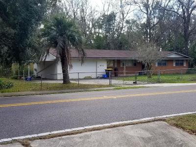 Duval County Single Family Home For Sale: 6730 Grace Ln