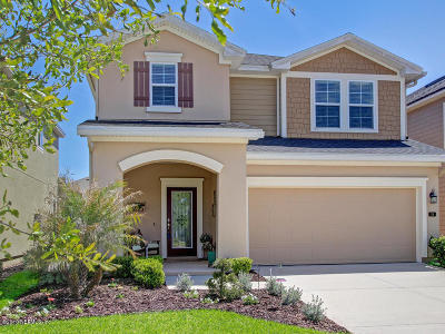 Ponte Vedra Beach Single Family Home For Sale: 51 Whistler Trce