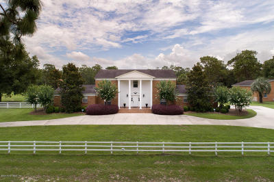 Clay County Single Family Home For Sale: 6057 County Rd 219