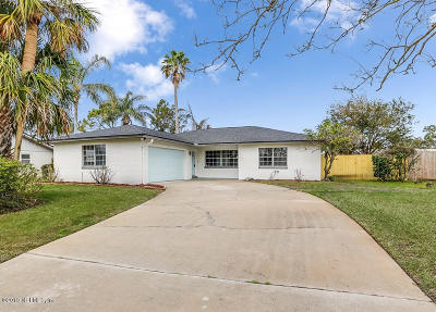 Ponte Vedra Beach Single Family Home For Sale: 16 Amberjack Rd