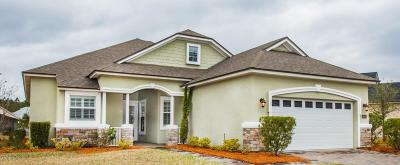 St Augustine Single Family Home For Sale: 1621 Sugar Loaf Ln