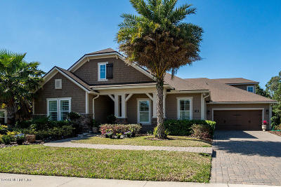 Nocatee Single Family Home For Sale: 124 Cross Ridge Dr